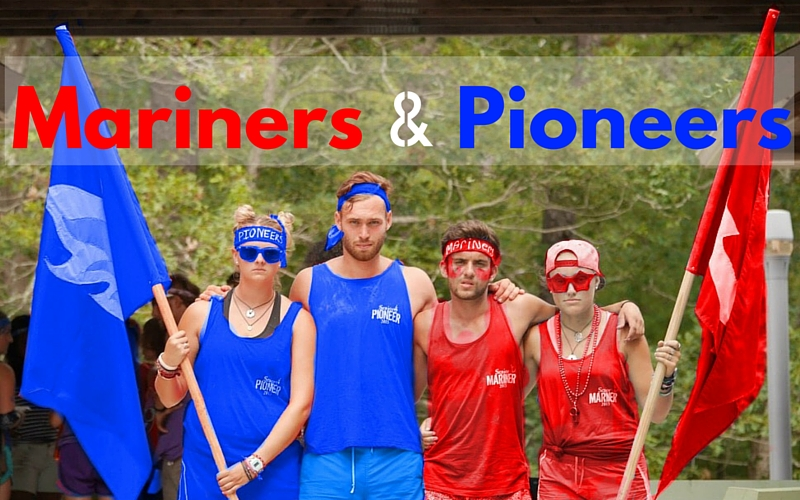 2016 mp announcement camp burgess hayward mariners and pioneers is our big color war during session 4 this year we have a big switch to announce mariners will be red and pioneers will be blue sciox Gallery